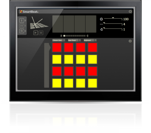 SmartBeat User Interface